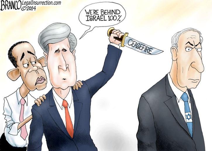 were-behind-israel